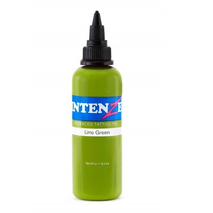 Intenze Ink - Lime Green 120ml