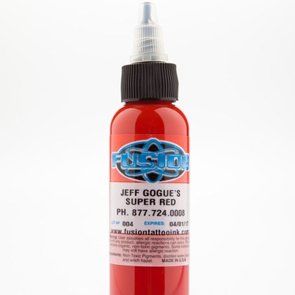 Fusion Ink - Jeff Gogue's Super Red 30ml