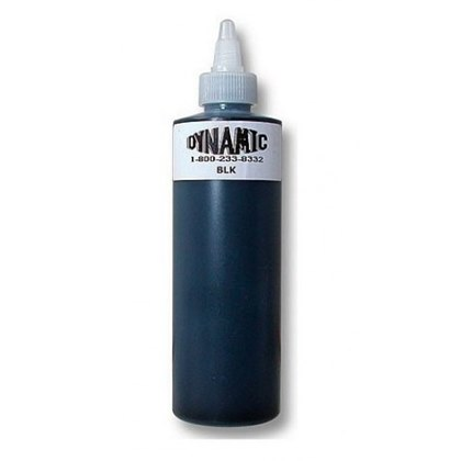 Dynamic Ink - Black 240ml